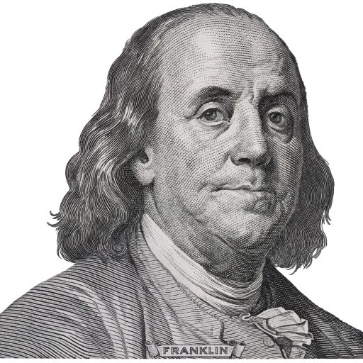 Benjamin Franklin 13 Virtues